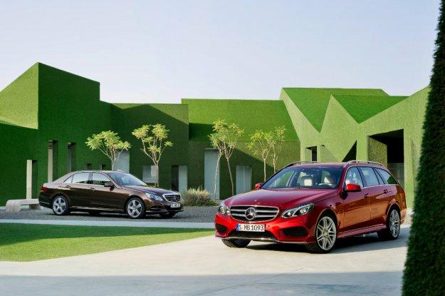 Mercedes wzbogaca ofertę swojej E klasy