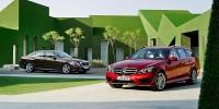 www.moj-samochod.pl - Artykuďż˝ - Mercedes wzbogaca ofertę swojej E klasy