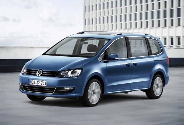 VW Sharan - trochę nowości w rodzinnym Volkswagenie