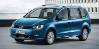 www.moj-samochod.pl - Artykuďż˝ - VW Sharan - trochę nowości w rodzinnym Volkswagenie