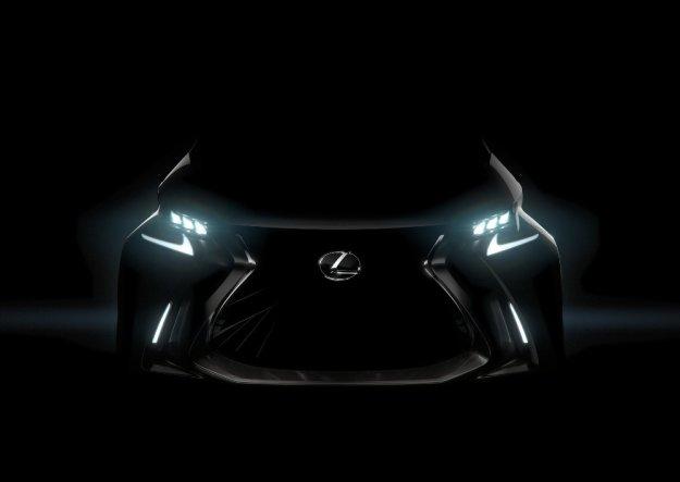 Lexus tylko z konceptem w Genewie