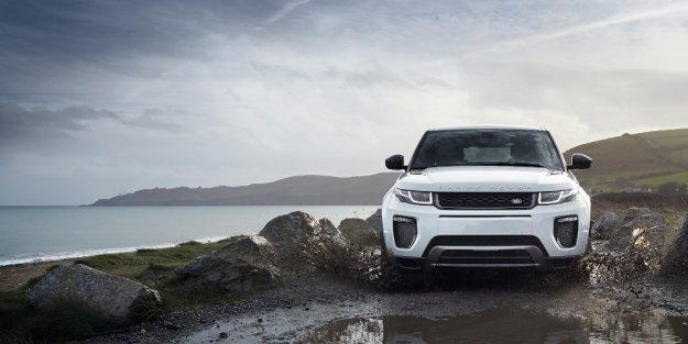 Range Rover Evoque rocznik 2016 z nowym obliczem
