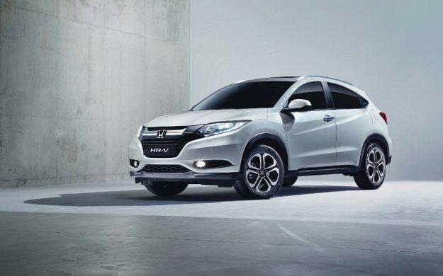 Honda HR-V miejski SUV przemyślane w każdym detalu