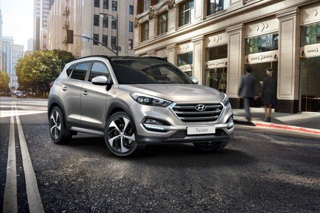 Hyundai Tucson, nowe oblicze koreańskich SUVów