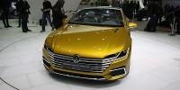 www.moj-samochod.pl - Artykuďż˝ - Wizja nowego sportowego Coupe Volkswagena