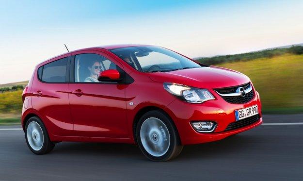 Mały, a jednak przestronny nowy Opel Karl