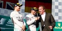 www.moj-samochod.pl - Artykuďż˝ - Nowy, 65 sezon F1 rozpoczęty. Mercedes kontynuuje zeszłoroczną dominacje