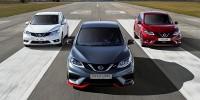 www.moj-samochod.pl - Artykuďż˝ - Nissan Pulsar z nową 190 konną jednostką