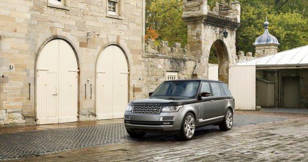Sportowe osiągi, luksusowe wnętrze nowy flagowy Range Rover