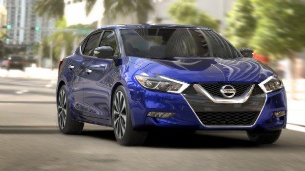 Nissan Maxima porzuca swój stary wizerunek