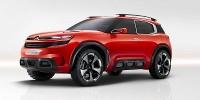 www.moj-samochod.pl - Artykuł - Citroen pręży muskuły nowym koncepcyjnym SUVem