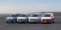 www.moj-samochod.pl - Artykuł - Volkswagen Transporter w swojej szóstej odsłonie