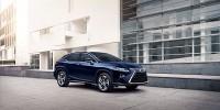 www.moj-samochod.pl - Artykuďż˝ - Lexus prezentuje RX z nową jednostką