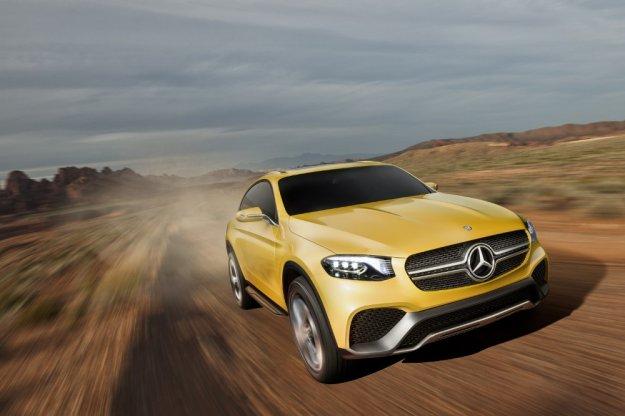 Mercedes porzuca tradycyjne SUVy