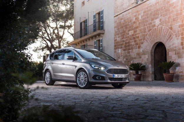 Ford S-MAX nowej generacji, więcej niż rodzinny samochód