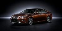 www.moj-samochod.pl - Artykuďż˝ - Lexus ES otrzymuje nową twarz