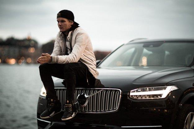 Współpraca Volvo i AVICII - A new Beginning