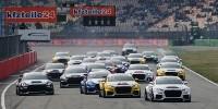 www.moj-samochod.pl - Artykuł - Pierwszy sezon Audi TT Cup rozpoczęty