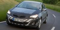 www.moj-samochod.pl - Artykuďż˝ - Nowa generacja Opla Astry już w produkcji