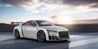 www.moj-samochod.pl - Artykuďż˝ - Piekielnie szybkie Audi TT, wersja clubsport turbo