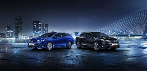 Cennik nowej Toyoty Avensis udostępniony