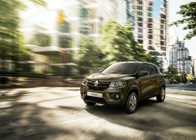 Renault polubiło wyżej zawieszone samochody