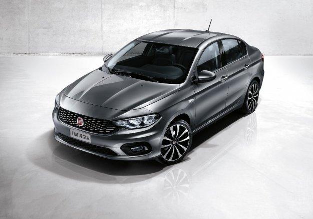Fiat przedstawił swojego sedana model Aegea