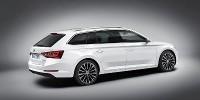 www.moj-samochod.pl - Artykuďż˝ - Flagowy model czeskiego producenta jako Kombi