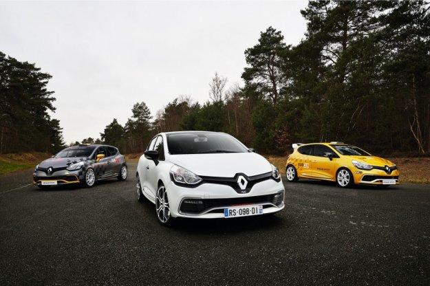Do polskich salonów wjechała limitowana seria Renault Clio