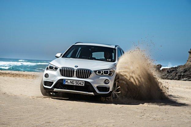 Kolejny BMW z napędem na przednią oś