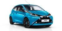 www.moj-samochod.pl - Artykuďż˝ - Najmniejsza Toyota z nową wersją x-cite i pakietem