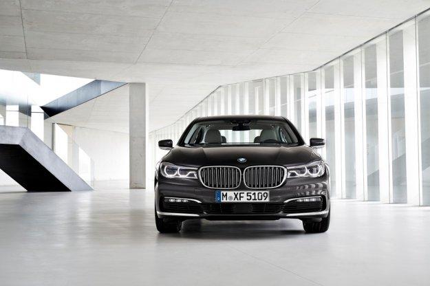 Bawarska kropka nad i, nadchodzi nowe BMW 7