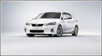 www.moj-samochod.pl - Artykuł - Lexus CT200h - ekologia premium