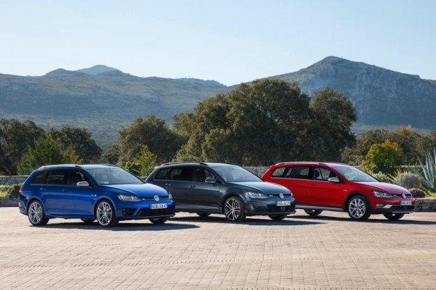 Salony Volkswagena zasilone trzema nowymi odmianami