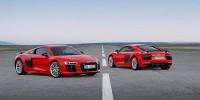 www.moj-samochod.pl - Artykuďż˝ - Sportowy Audi z silnikiem V10 od 791 940 zł