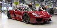 www.moj-samochod.pl - Artykuďż˝ - Produkcja pionierskiego Porsche zakończona