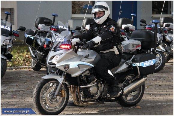 Nowe pojazdy Policji