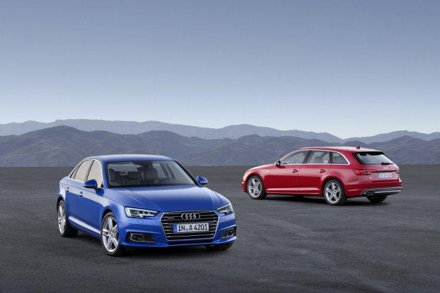 Audi A4 i A4 Avant w nowej lżejszej odsłonie