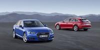 www.moj-samochod.pl - Artykuďż˝ - Audi A4 i A4 Avant w nowej lżejszej odsłonie
