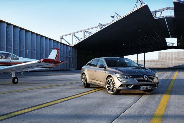 Elegancja Francja, Renault ujawnił nowego Talismana
