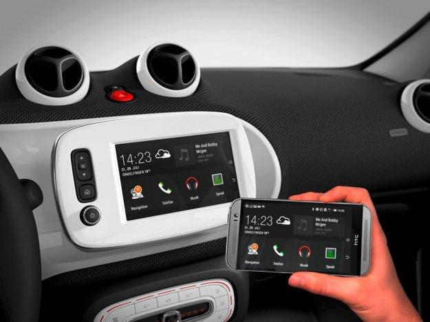 Nowe wyposażenie dla samochodów marki Smart