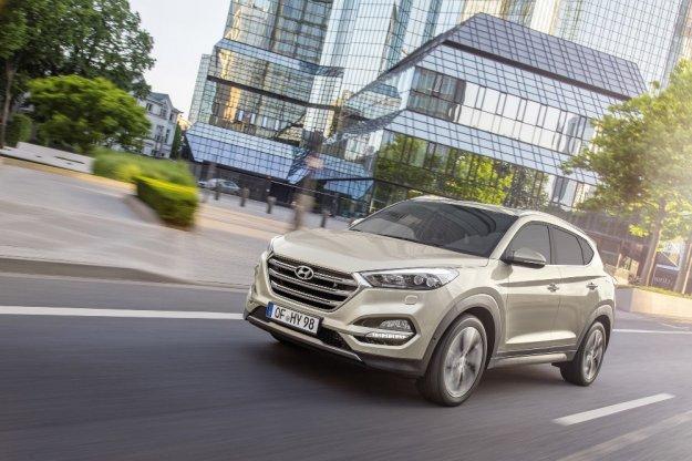 Hyundai Tuscon, nowy koreański SUV już dostępny