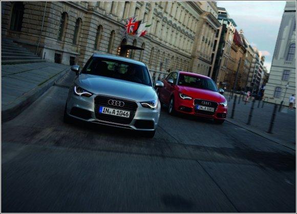 Audi A1 ze słynnym napędem Quattro
