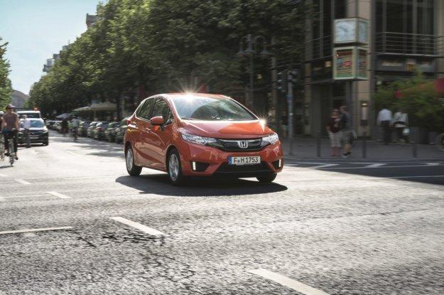 Honda udostępnia specyfikację na europejski rynek