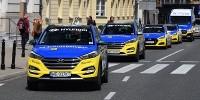 www.moj-samochod.pl - Artykuďż˝ - Tour de Pologne w asyście koreańskiej floty Hyundai