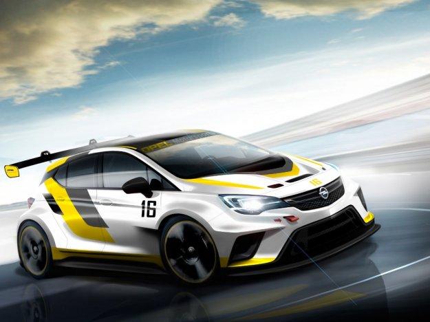 Nowa Astra już na start wersją na tor wyścigowy