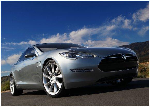 Tesla S - samochód idealny?