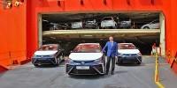www.moj-samochod.pl - Artykuďż˝ - Pierwsza dostawa prawdziwych ekologicznych samochodów