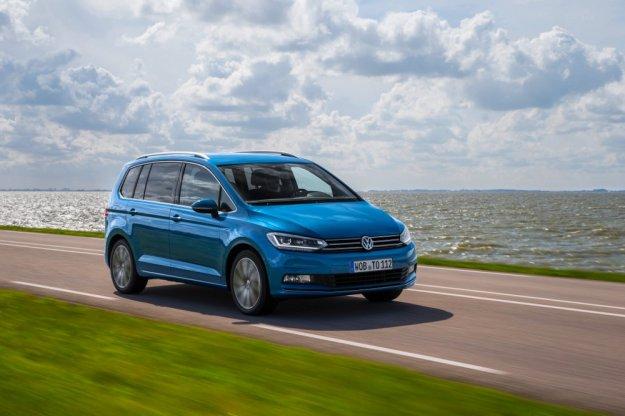 Volkswagen wprowadza nowego Touran do oferty