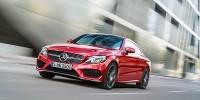 www.moj-samochod.pl - Artykuďż˝ - Mercedes poszerza ofertę C-klasy o nowe Coupe